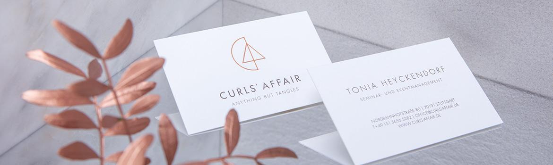 CURLS' AFFAIR